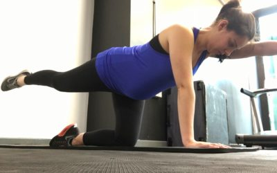 The importance of a strong core in Pregnancy
