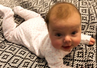 Emilia Rose – How is my baby 6 months old?